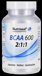 bcaa600 laboratoire nutrixeal